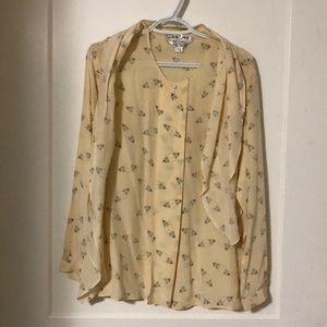 Vintage Alfred Sung Blouse